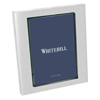 Whitehill Frames - Glass Feature Plain Photo Frame 13cm x 18cm